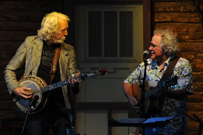 John McEuen, Jim Ratts