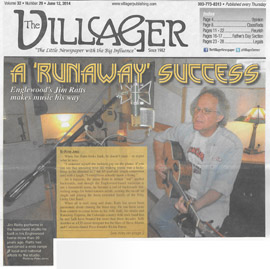 The Villager June 12 2014 A 'Runaway' Success page 1