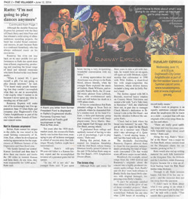 The Villager June 12 2014 A 'Runaway' Success page 2
